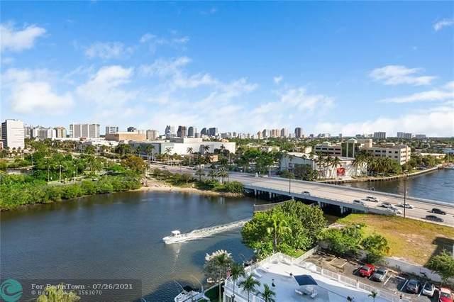 1170 N Federal Hwy #1106, Fort Lauderdale, FL 33304 (#F10276710) :: DO Homes Group