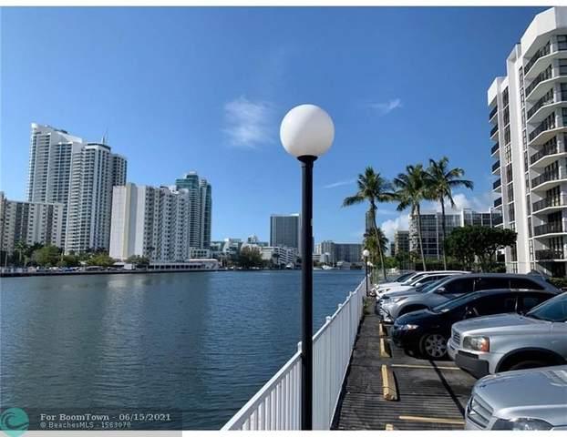 1000 Parkview Dr #715, Hallandale Beach, FL 33009 (MLS #F10277377) :: GK Realty Group LLC