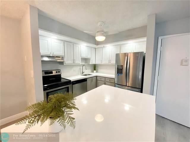 7658 Ashmont Cir #115, Tamarac, FL 33321 (#F10278264) :: Baron Real Estate
