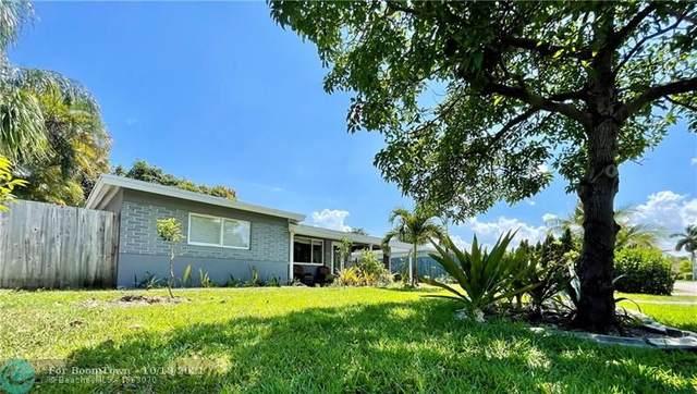 330 NE 43rd St, Oakland Park, FL 33334 (#F10282744) :: Baron Real Estate