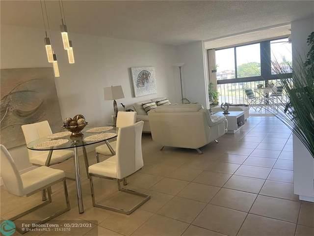 7220 Lake Cir Dr #408, Margate, FL 33063 (MLS #F10282876) :: Castelli Real Estate Services