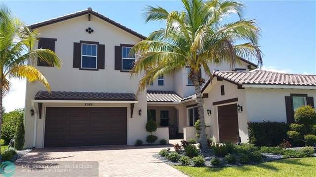 8085 NW 121st Dr, Parkland, FL 33076 (#F10283936) :: Signature International Real Estate