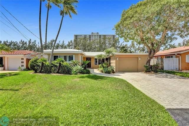 2548 SE 14th St, Pompano Beach, FL 33062 (#F10285262) :: Michael Kaufman Real Estate