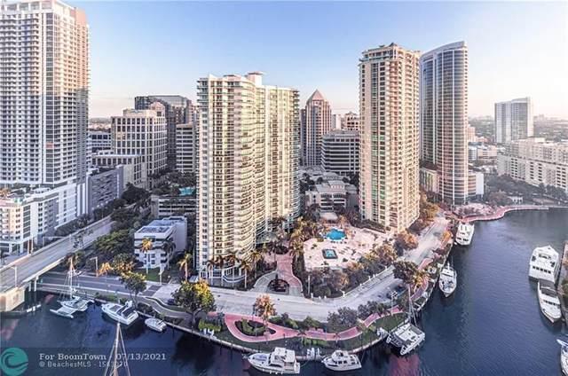 347 N New River Dr E #3110, Fort Lauderdale, FL 33301 (#F10285373) :: DO Homes Group
