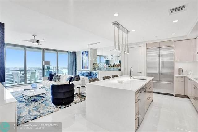 100 E Las Olas Boulevard #3302, Fort Lauderdale, FL 33301 (#F10287166) :: Baron Real Estate