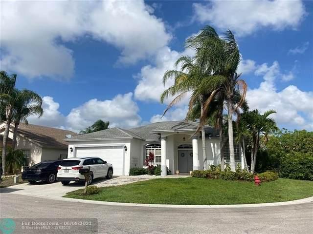 1560 Pebble Beach Ln, Green Acres, FL 33413 (#F10287517) :: Michael Kaufman Real Estate