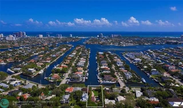 1028 SE 13th Ter, Fort Lauderdale, FL 33316 (#F10287800) :: Baron Real Estate