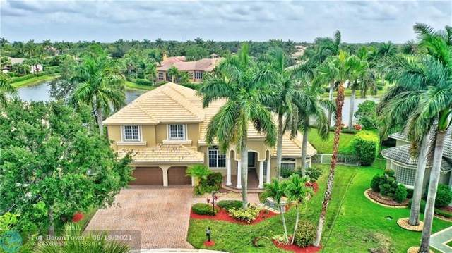 6944 NW 126th Ave, Parkland, FL 33076 (#F10289375) :: The Rizzuto Woodman Team