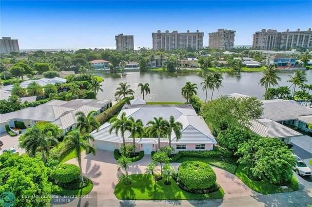 55 Cayuga Rd, Sea Ranch Lakes, FL 33308 (MLS #F10289830) :: The Howland Group