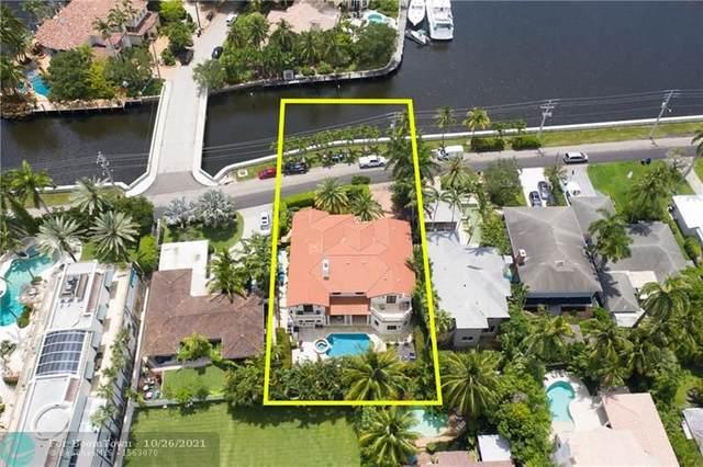 701 Cordova Rd, Fort Lauderdale, FL 33316 (#F10290804) :: Baron Real Estate