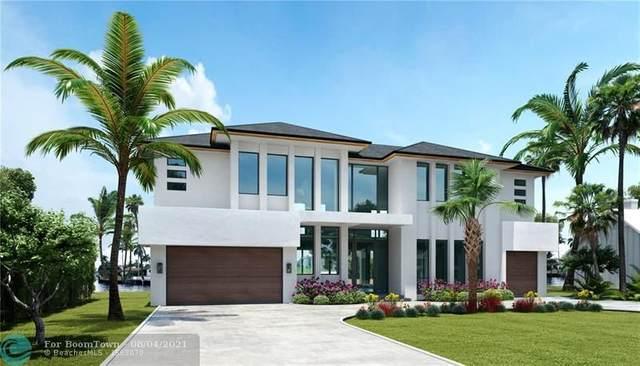 2801 NE 36th St, Lighthouse Point, FL 33064 (MLS #F10291176) :: Berkshire Hathaway HomeServices EWM Realty