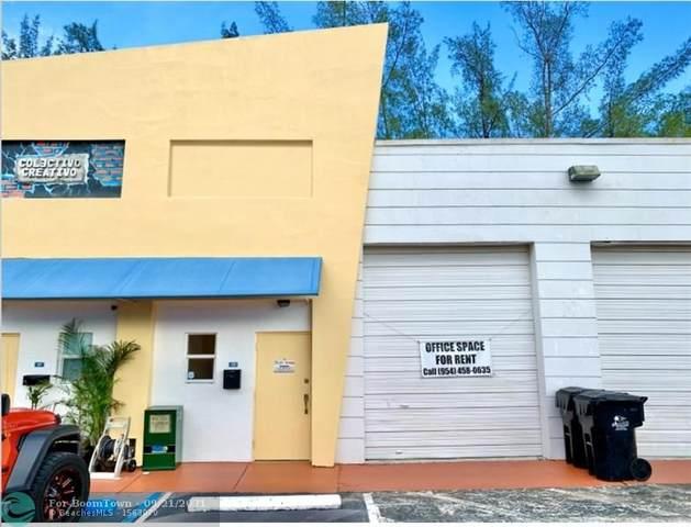 305 NW 10th Ter, Hallandale Beach, FL 33009 (MLS #F10293227) :: The MPH Team