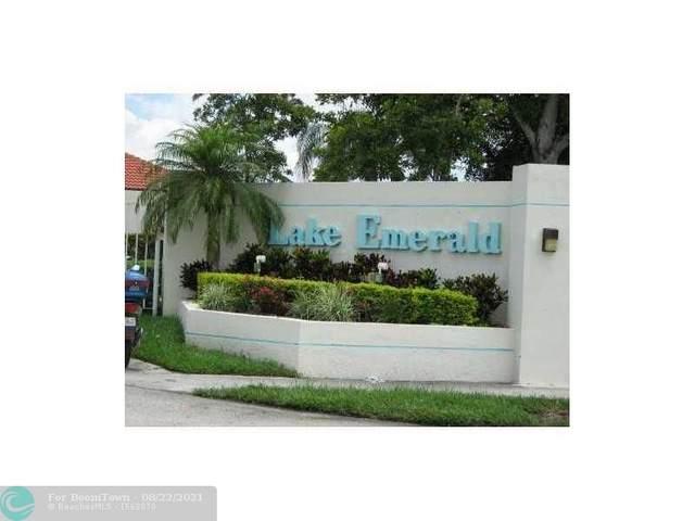 114 Lake Emerald Dr #301, Oakland Park, FL 33309 (#F10297241) :: Heather Towe   Keller Williams Jupiter