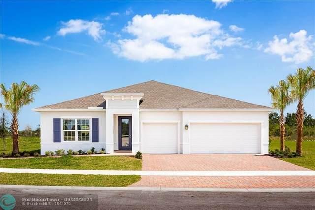 5927 Sequoia Circle, Vero Beach, FL 32967 (MLS #F10298654) :: Castelli Real Estate Services