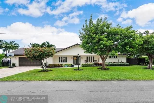 3560 NE 30th Avenue, Lighthouse Point, FL 33064 (MLS #F10301351) :: Castelli Real Estate Services