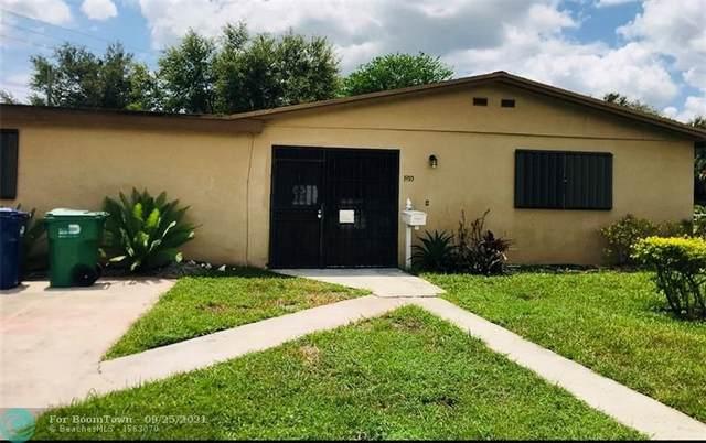Miami Gardens, FL 33054 :: Posh Properties