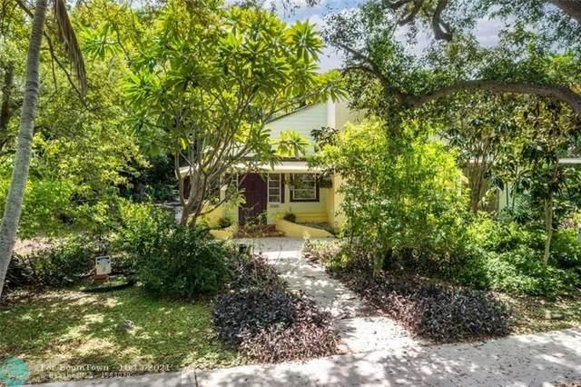 1504 Washington St, Hollywood, FL 33020 (#F10302858) :: Baron Real Estate