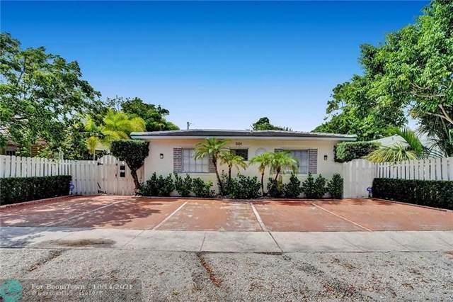 301 NE 15th Ave, Fort Lauderdale, FL 33301 (#F10302993) :: Heather Towe | Keller Williams Jupiter