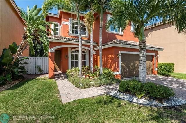 4910 SW 38th Way, Fort Lauderdale, FL 33312 (#F10303464) :: Michael Kaufman Real Estate
