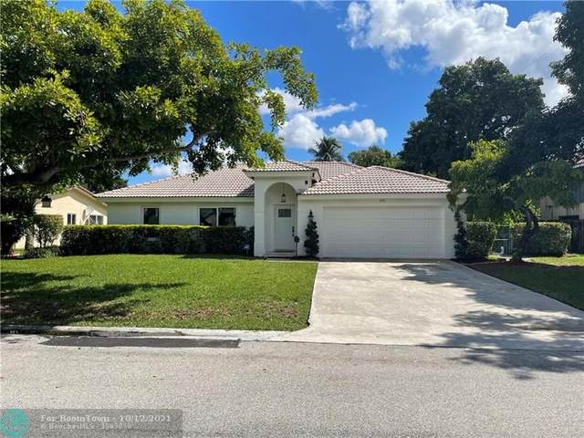 3571 NW 80TH AVE, Coral Springs, FL 33065 (MLS #F10303875) :: Green Realty Properties