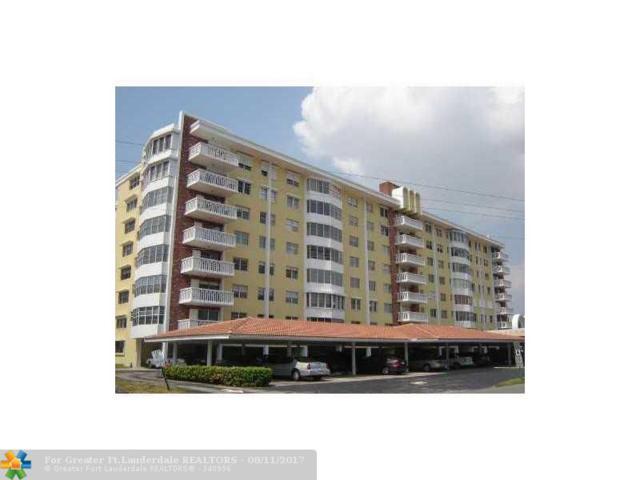 2500 NE 48th Ln #510, Fort Lauderdale, FL 33308 (MLS #F1353244) :: Green Realty Properties