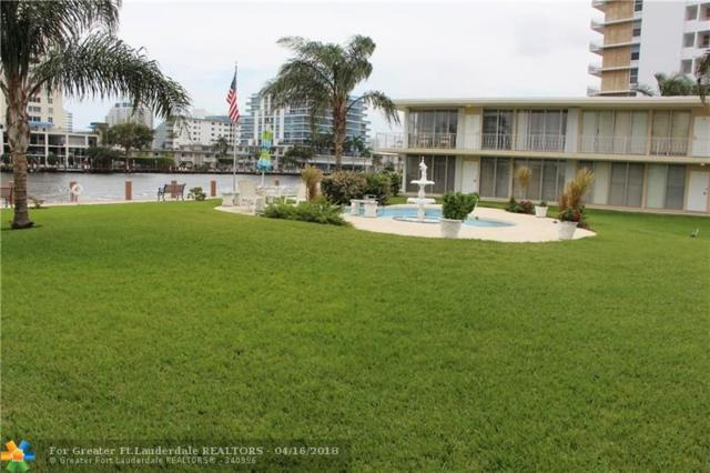 900 Intracoastal Drive #2, Fort Lauderdale, FL 33304 (MLS #F10003648) :: Green Realty Properties