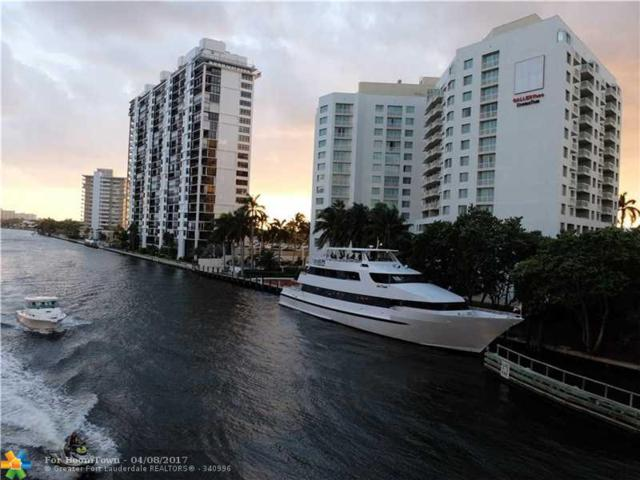 2670 E Sunrise Blvd #819, Fort Lauderdale, FL 33304 (MLS #F10048923) :: Green Realty Properties