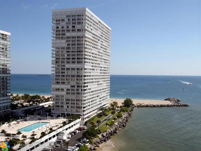 2200 S Ocean Ln #309, Fort Lauderdale, FL 33316 (MLS #F10056456) :: Green Realty Properties