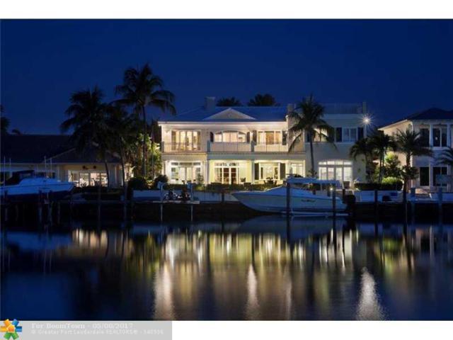 3480 NE 31st Ave, Lighthouse Point, FL 33064 (MLS #F10062271) :: Green Realty Properties
