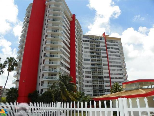 1351 NE Miami Gardens Dr 1725E, Miami, FL 33179 (MLS #F10063942) :: Green Realty Properties