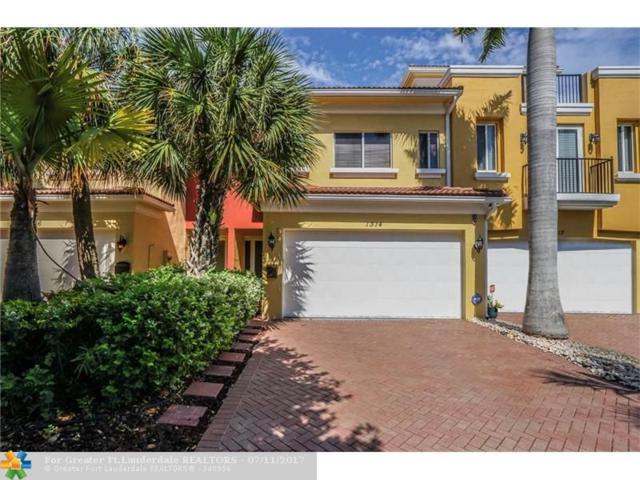 1314 NE 26th Ave #1314, Fort Lauderdale, FL 33304 (MLS #F10066338) :: Green Realty Properties