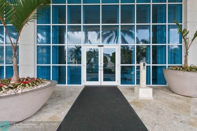 1 N Fort Lauderdale Beach Blvd #1510, Fort Lauderdale, FL 33304 (#F10073068) :: Posh Properties