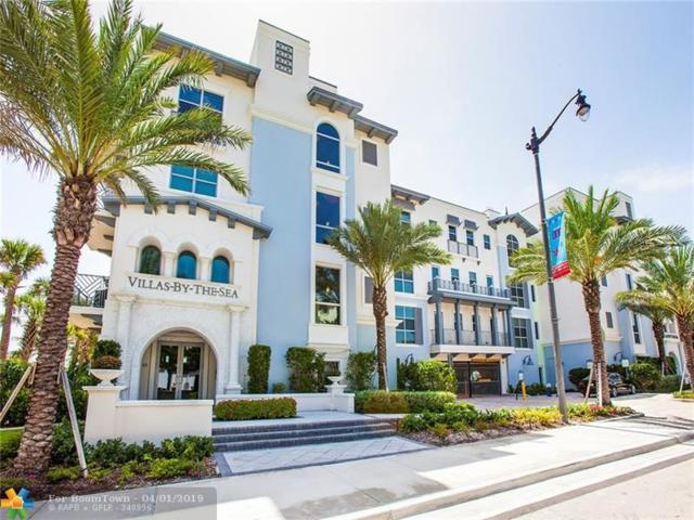 4510 El Mar Dr Ph4404, Lauderdale By The Sea, FL 33308 (MLS #F10079667) :: Laurie Finkelstein Reader Team