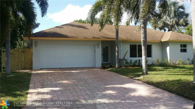 2171 NW 123rd Ave, Plantation, FL 33323 (MLS #F10088330) :: Green Realty Properties
