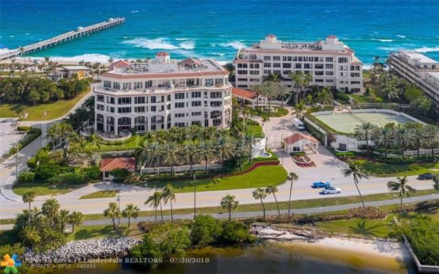3000 S Ocean Bl #204, Palm Beach, FL 33480 (MLS #F10088962) :: Green Realty Properties