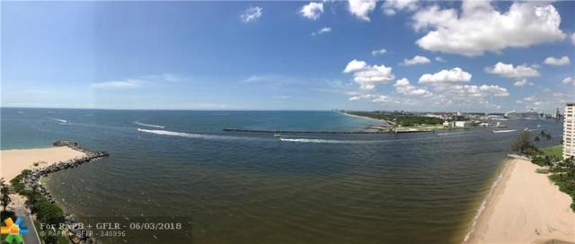 2200 S Ocean Ln #1202, Fort Lauderdale, FL 33316 (MLS #F10089999) :: Green Realty Properties