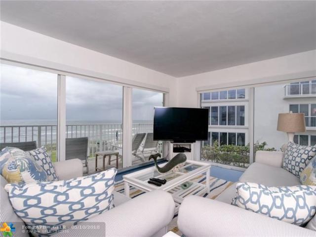 1203 E Hillsboro Mile 9B, Hillsboro Beach, FL 33062 (MLS #F10091013) :: Green Realty Properties