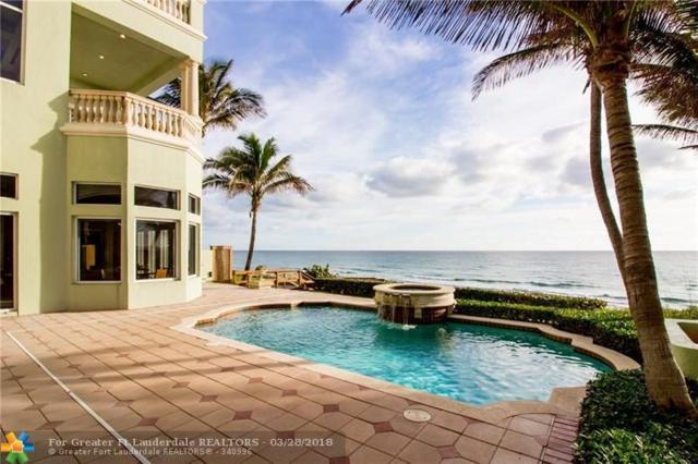 9 Ocean Pl, Highland Beach, FL 33487 (MLS #F10091918) :: Green Realty Properties
