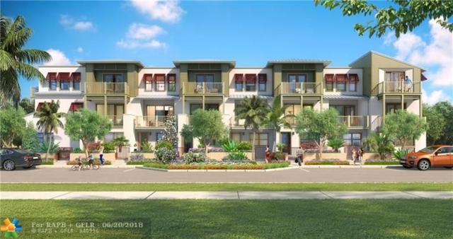 1001 SW Tequesta St. #1001, Fort Lauderdale, FL 33312 (MLS #F10095145) :: Green Realty Properties