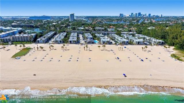1658 S Ocean Ln #146, Fort Lauderdale, FL 33316 (MLS #F10098937) :: Green Realty Properties