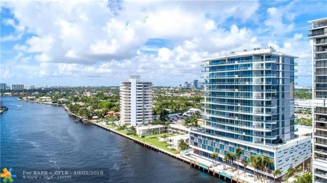 920 Intracoastal Drive #1103, Fort Lauderdale, FL 33304 (MLS #F10101052) :: Green Realty Properties