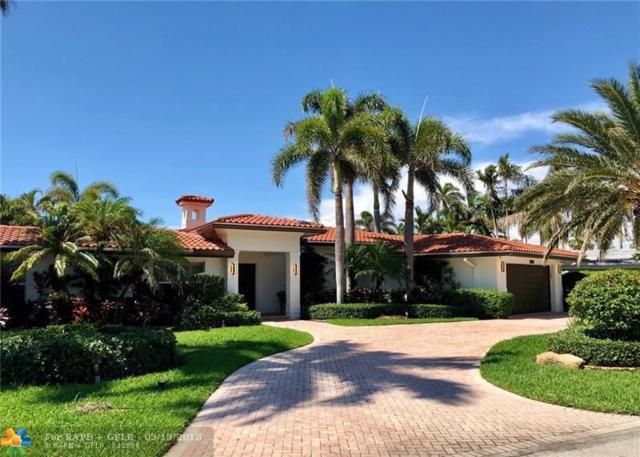 2816 NE 32nd St, Lighthouse Point, FL 33064 (MLS #F10105654) :: Green Realty Properties