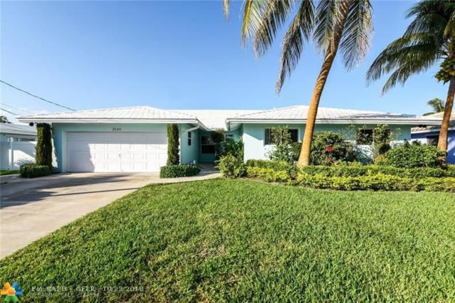 2549 SE 11th St, Pompano Beach, FL 33062 (MLS #F10108376) :: Green Realty Properties