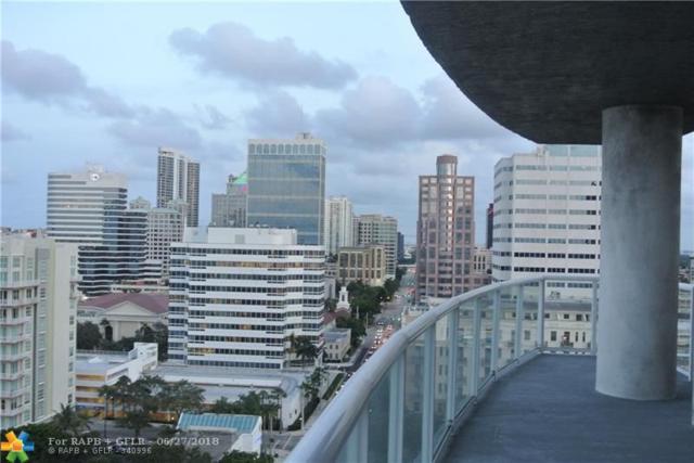 315 NE 3rd Ave #1506, Fort Lauderdale, FL 33301 (MLS #F10109172) :: Green Realty Properties