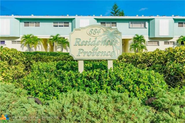884 SE 19th Ave #12, Deerfield Beach, FL 33441 (MLS #F10110381) :: Green Realty Properties