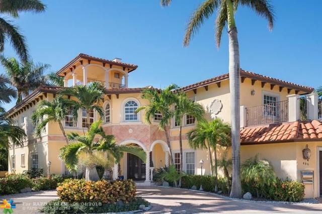 600 Circle Dr, Pompano Beach, FL 33062 (MLS #F10110982) :: Green Realty Properties