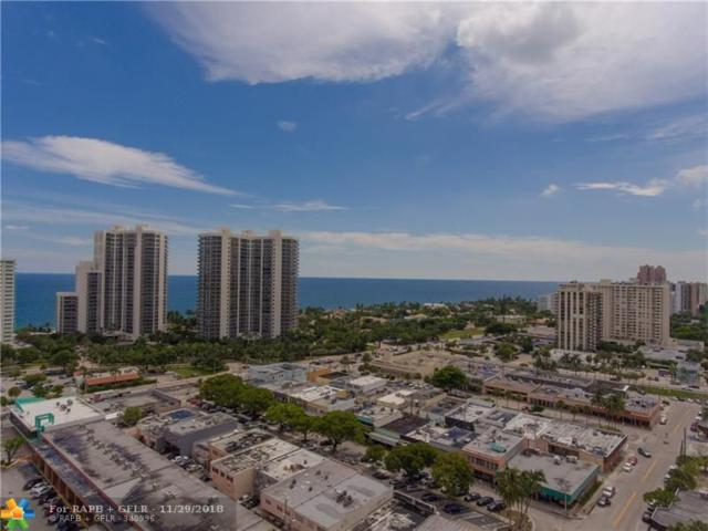 3233 NE 34th St #1514, Fort Lauderdale, FL 33308 (MLS #F10111653) :: Green Realty Properties