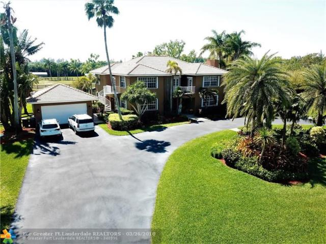 20950 SW 54th Pl, Southwest Ranches, FL 33332 (MLS #F10111795) :: Green Realty Properties