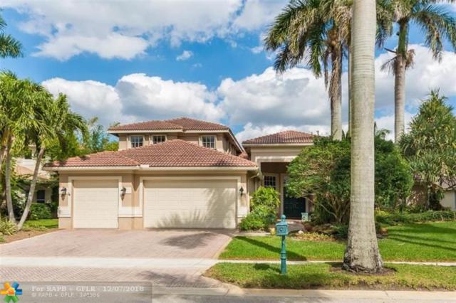 1550 Victoria Isle Way, Weston, FL 33327 (MLS #F10112247) :: Green Realty Properties
