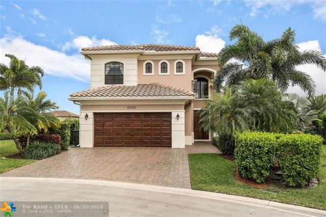 10090 Cameilla St, Parkland, FL 33076 (MLS #F10114475) :: Green Realty Properties
